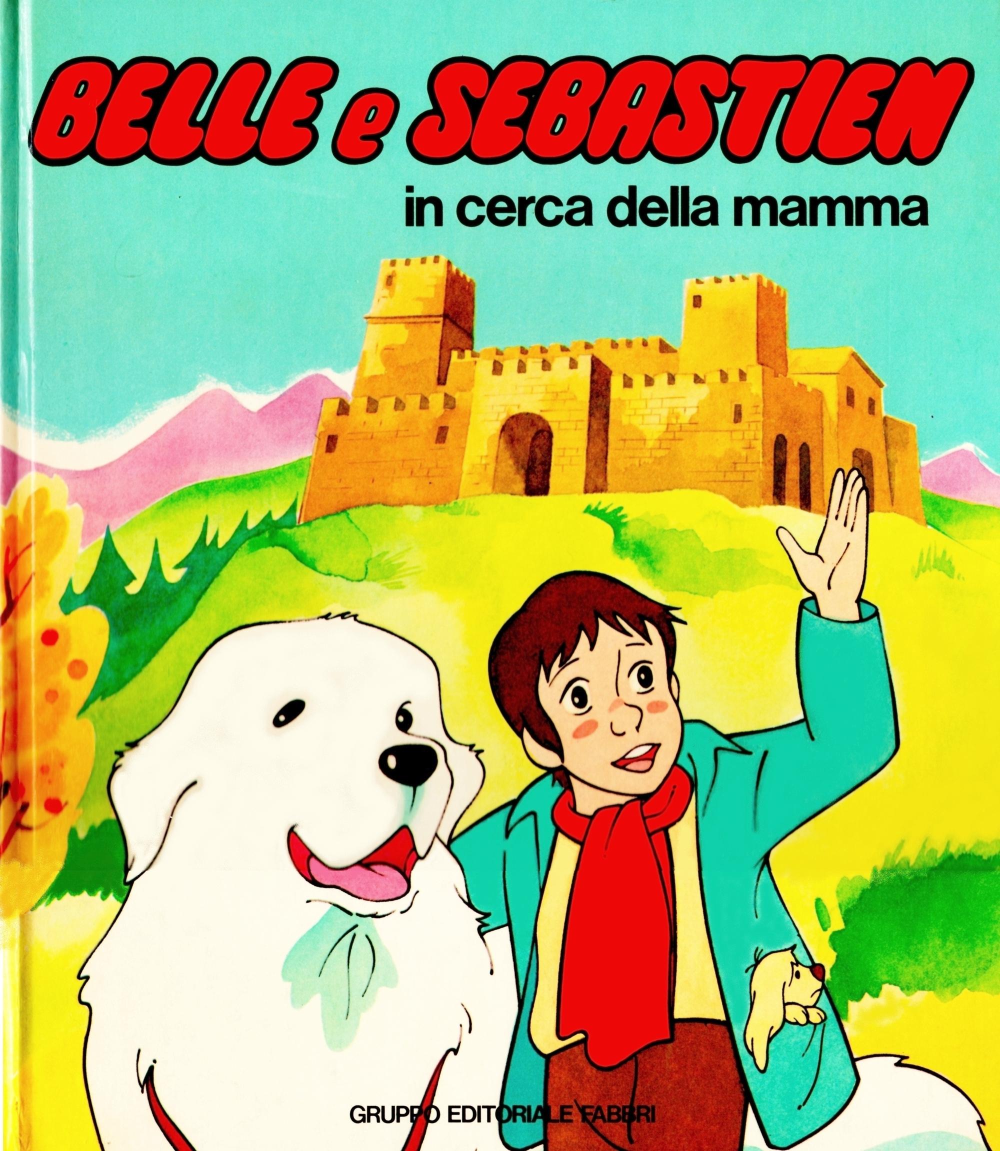 Belle e sebastien immagini varie
