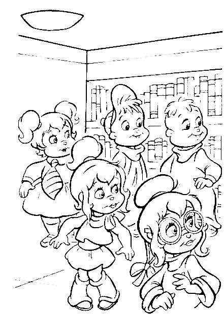 Il diario di un ragazzo comune o quasi disegni alvin for Immagini da colorare alvin