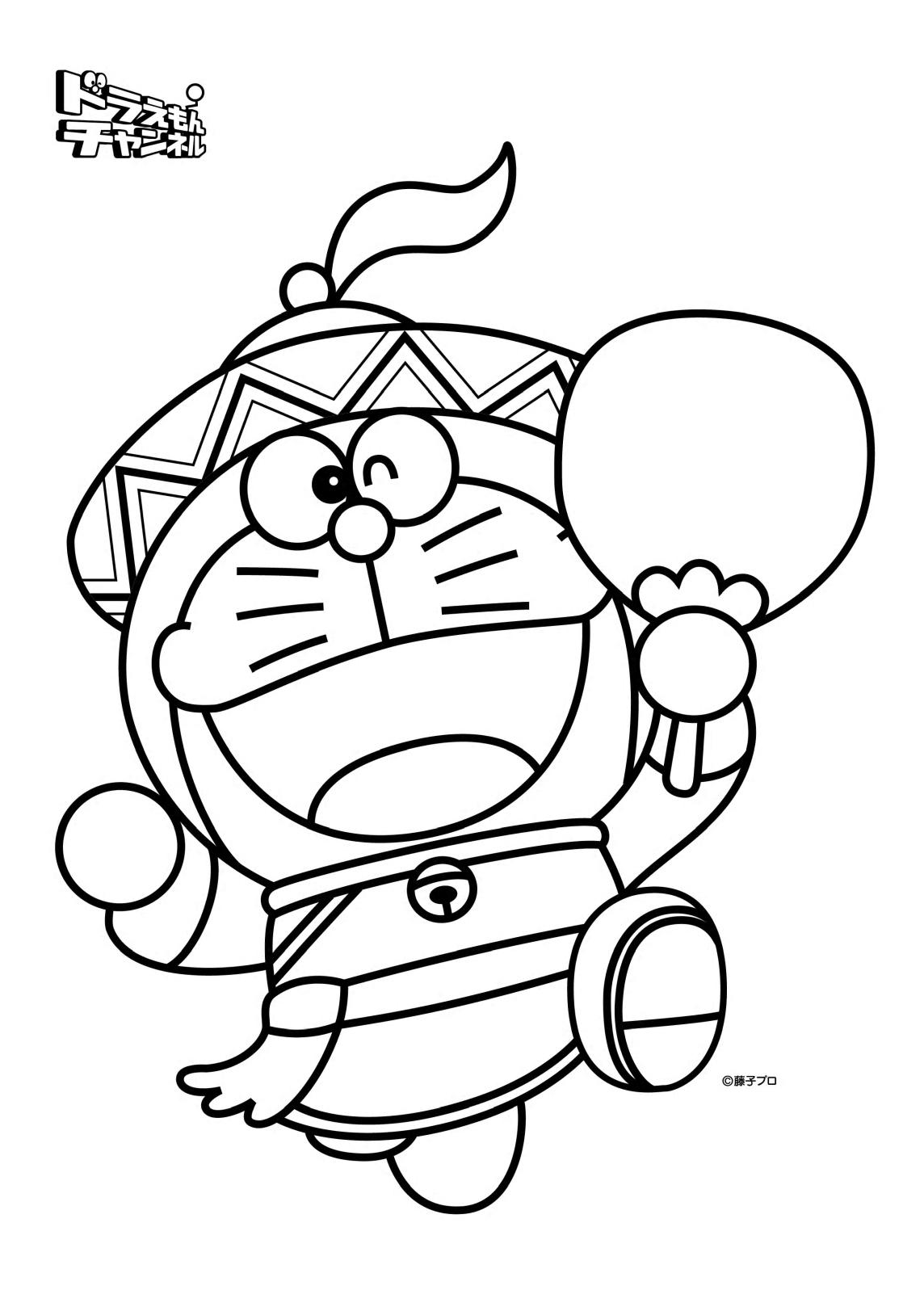 Doraemon Images For Coloring | Animaxwallpaper.com