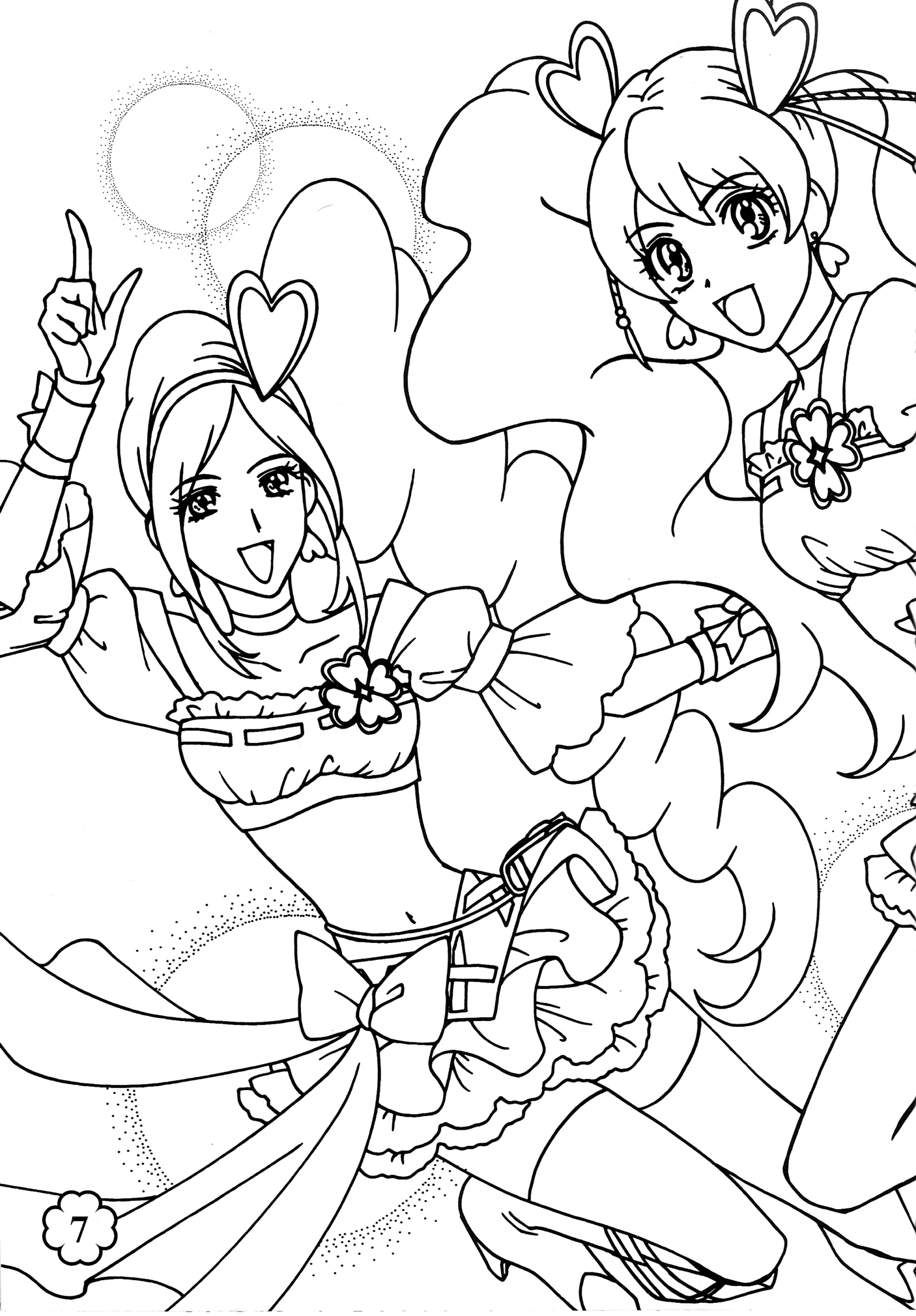 fresh coloring pages - photo#41