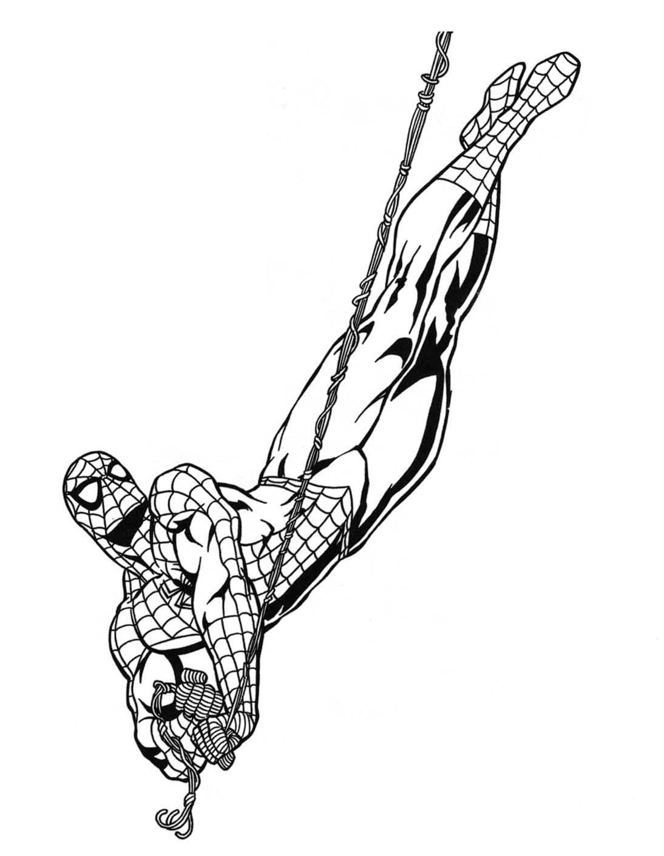 Coloring book - Marvel Super heroes