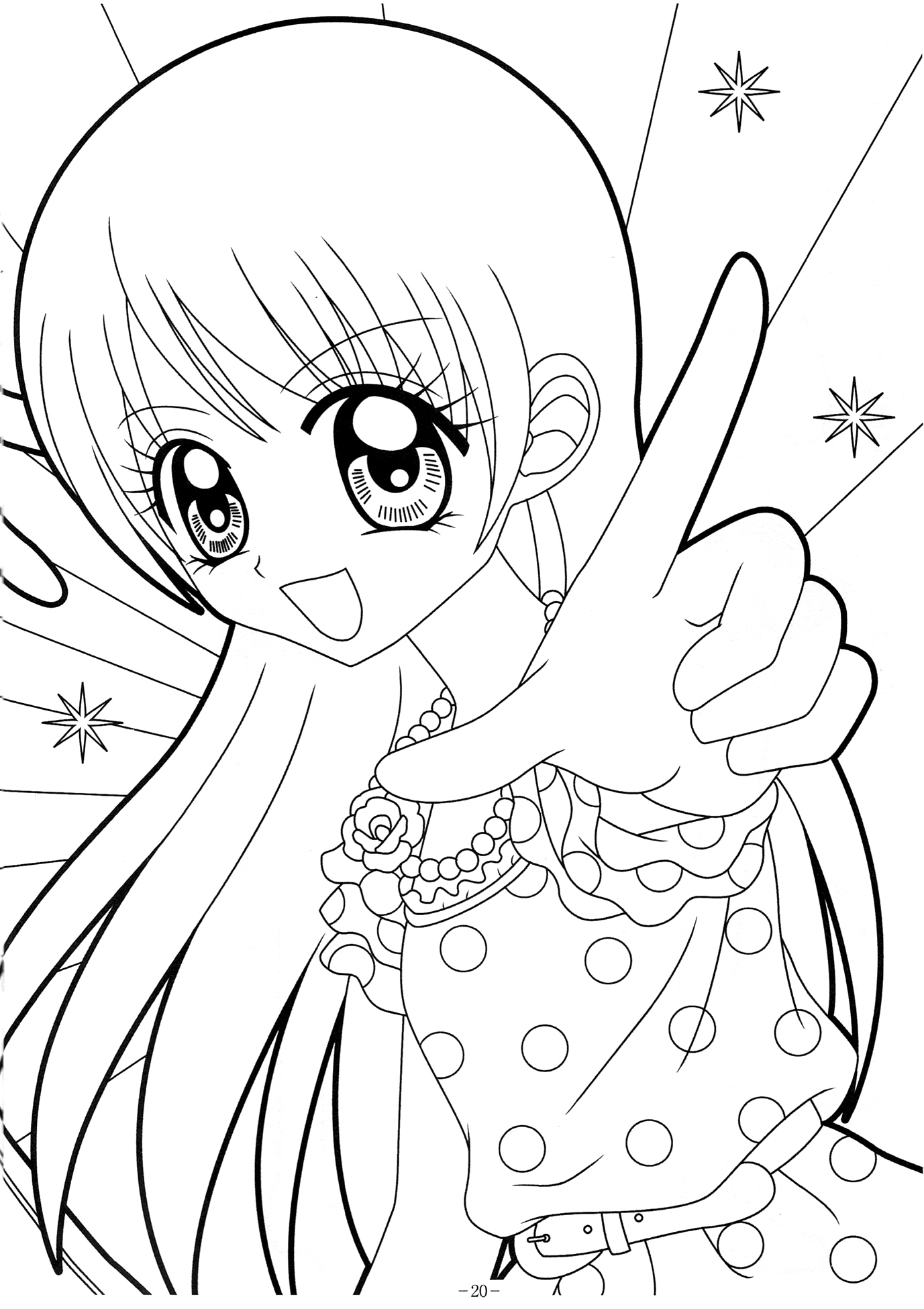 coloring pages booklet - photo#47