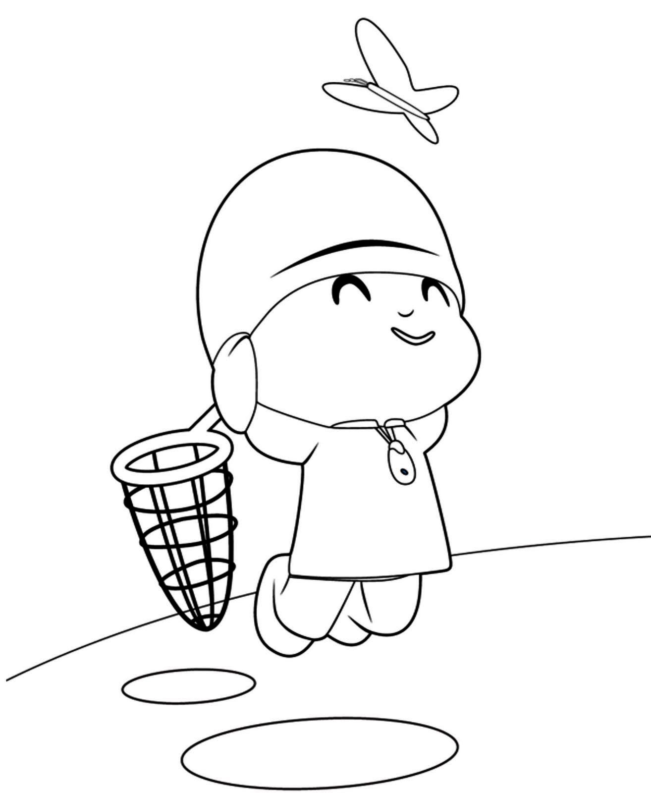 Ness Coloring Pages