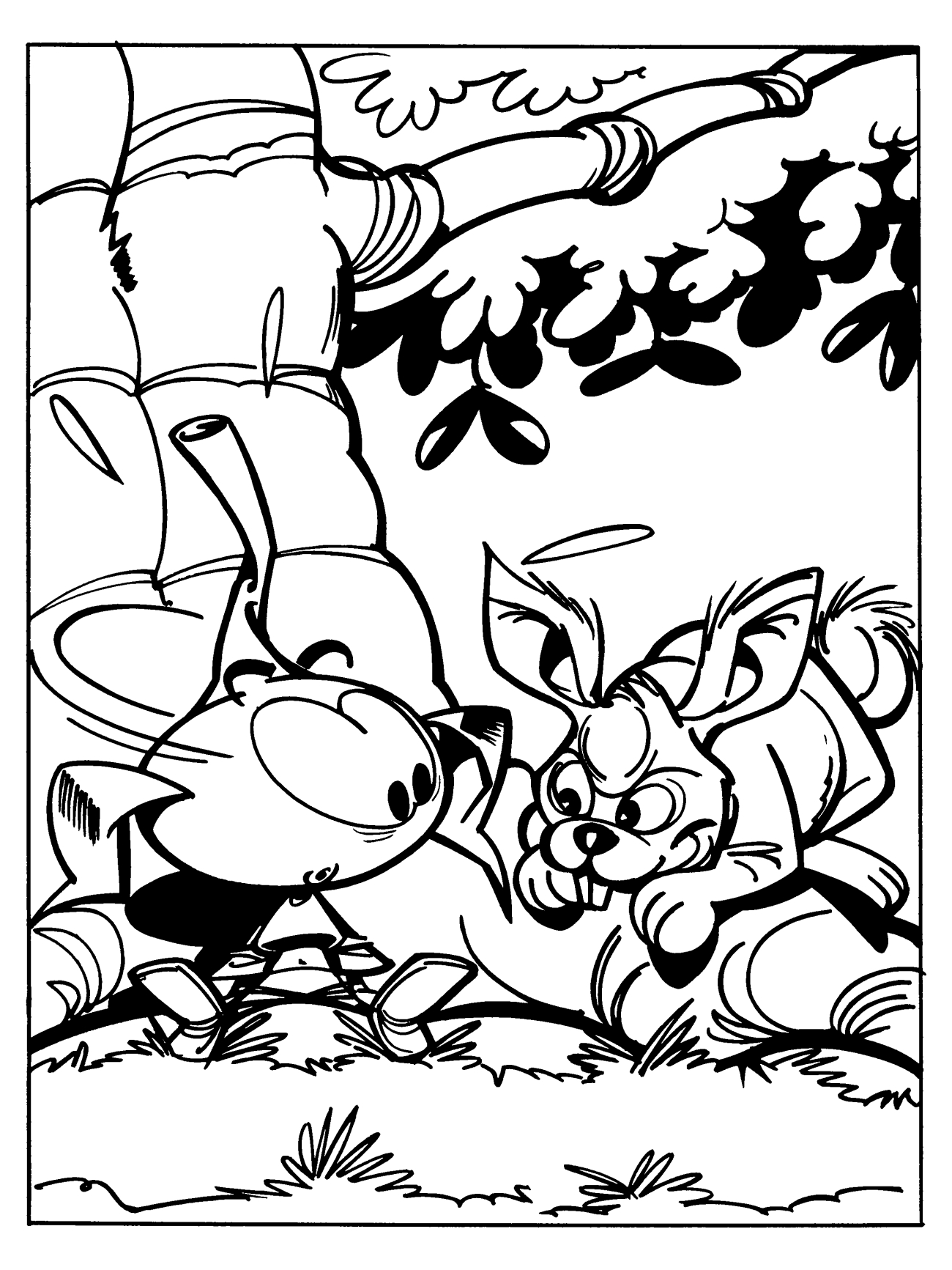 free snorks coloring pages - photo#5