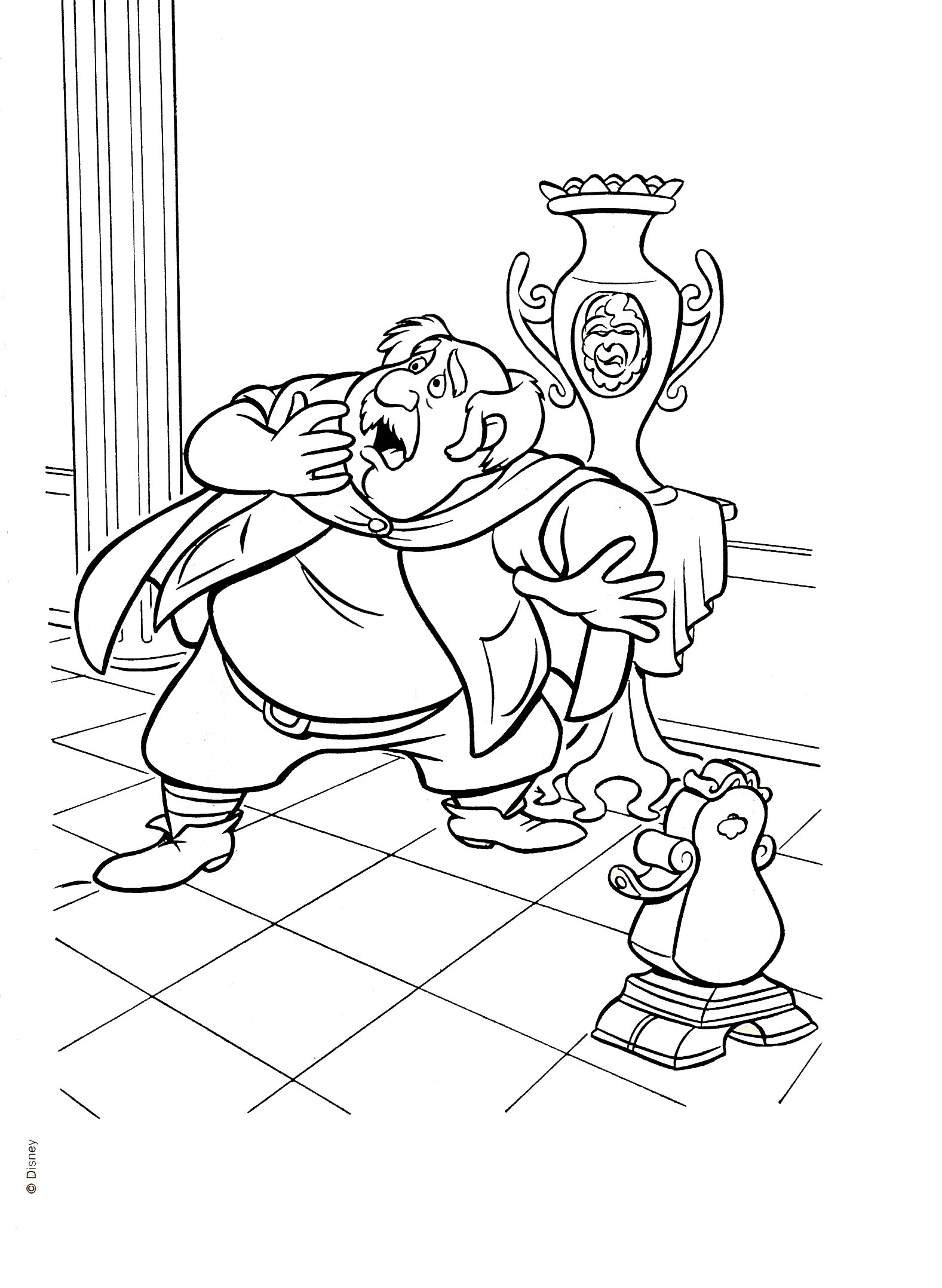 colorama coloring pages printable - photo#12