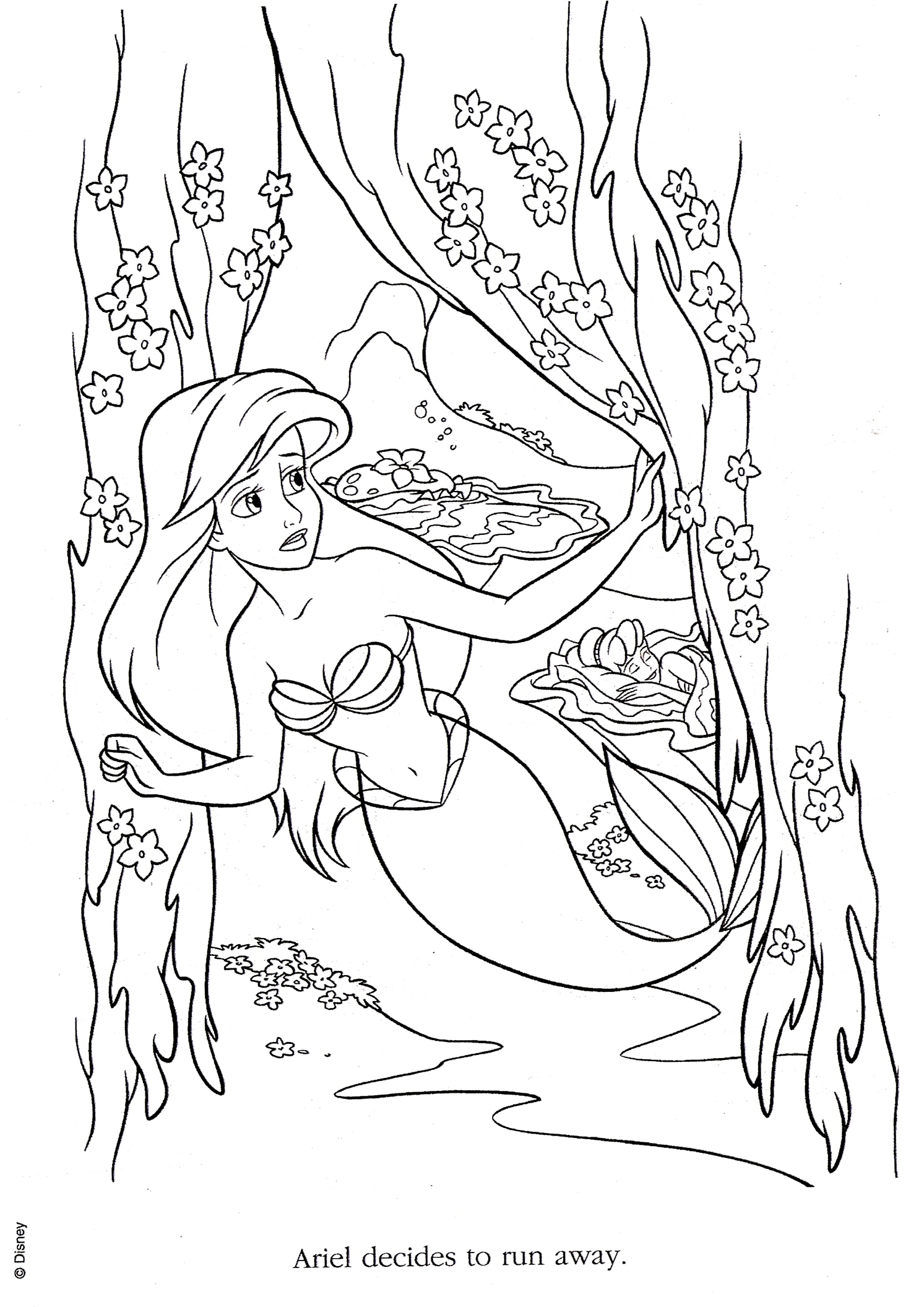 Kids Under 7 Coloring Pages