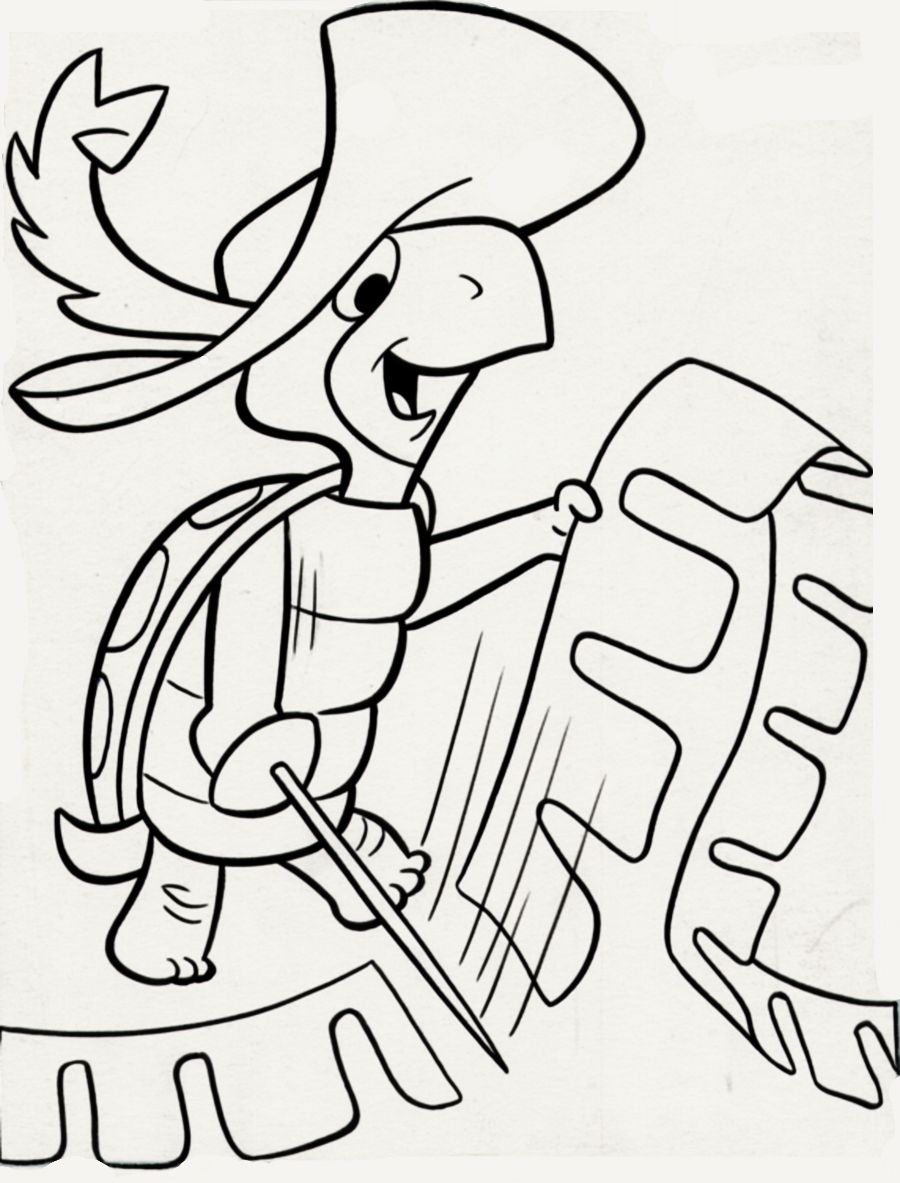 hanna barbera coloring pages - photo#27