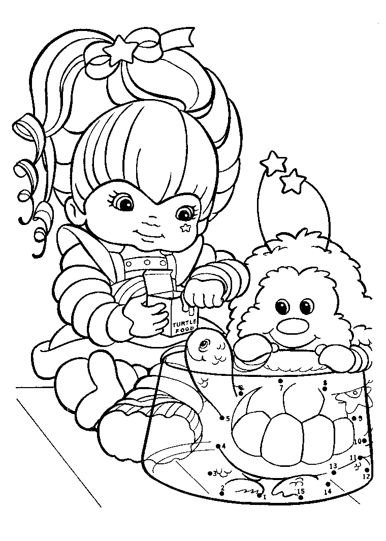 Free Rainbow Dragon Coloring Pages