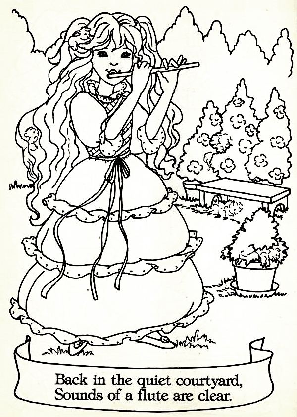 Lady Lovely Locks Coloring Pages Lady-lovely-coloring-book02