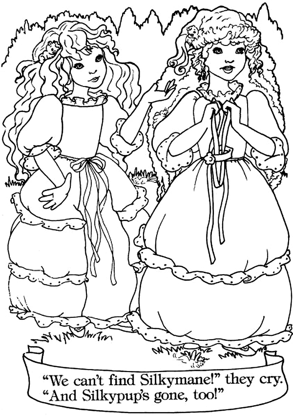 Lady Lovely Locks Coloring Pages Lady-lovely-coloring-book05