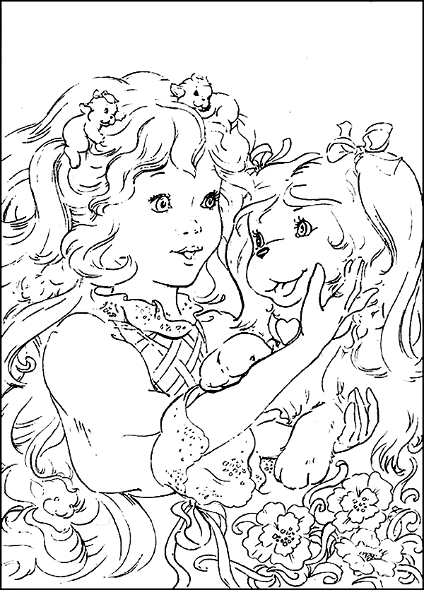 Lady Lovely Locks Coloring Pages Lady-lovely-coloring-book06