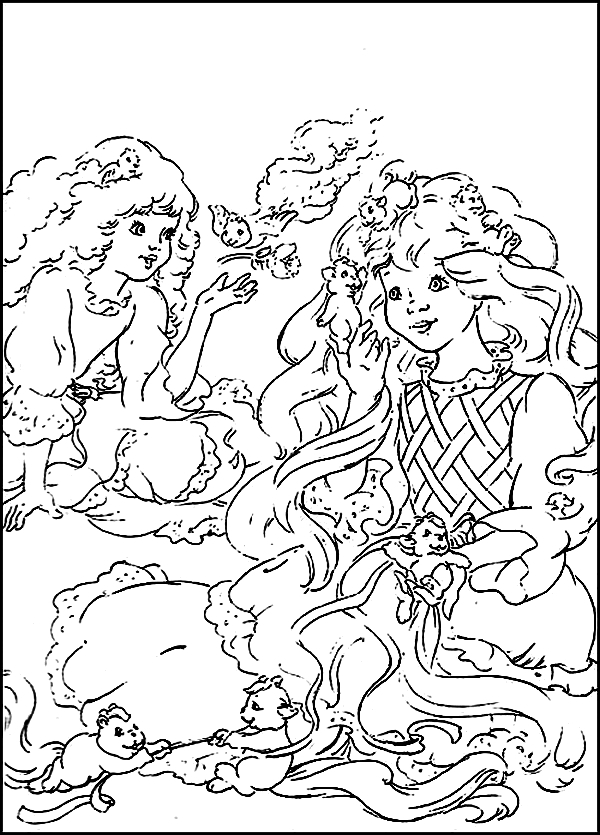 Lady Lovely Locks Coloring Pages Lady-lovely-coloring-book09