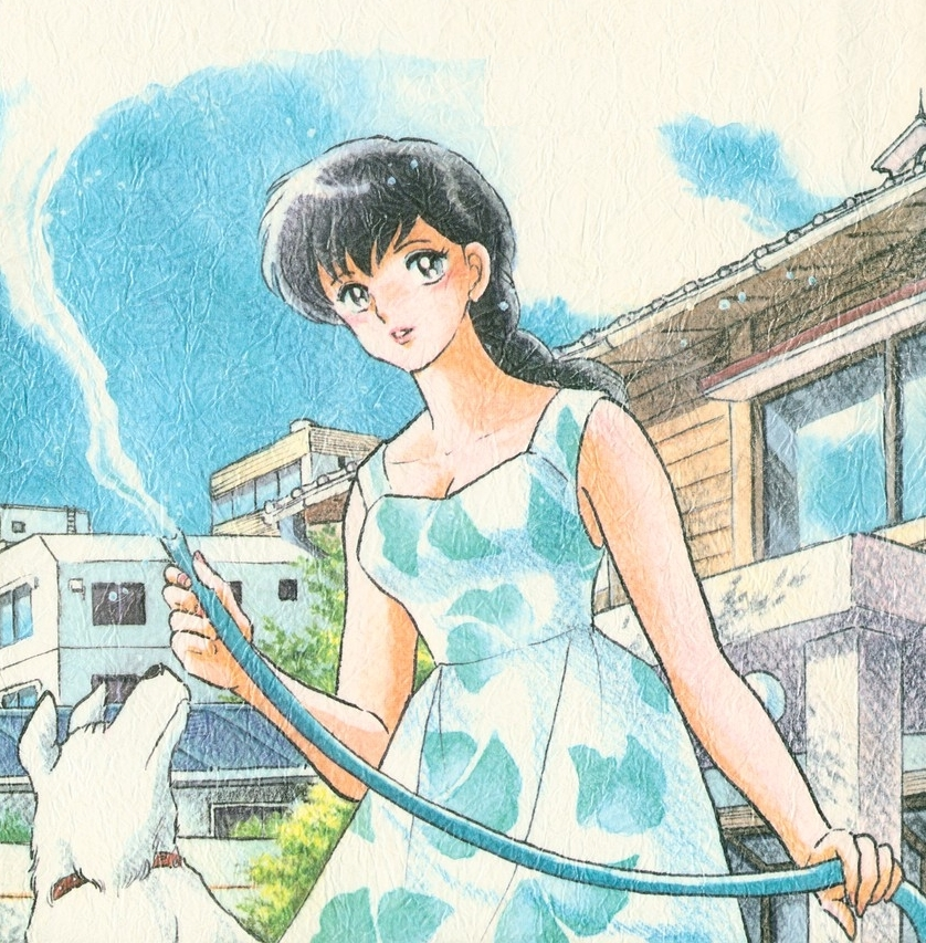 Maison ikkoku manga download free for Anime maison ikkoku