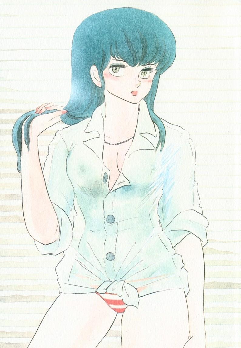 Maison ikkoku anime online for Anime maison ikkoku