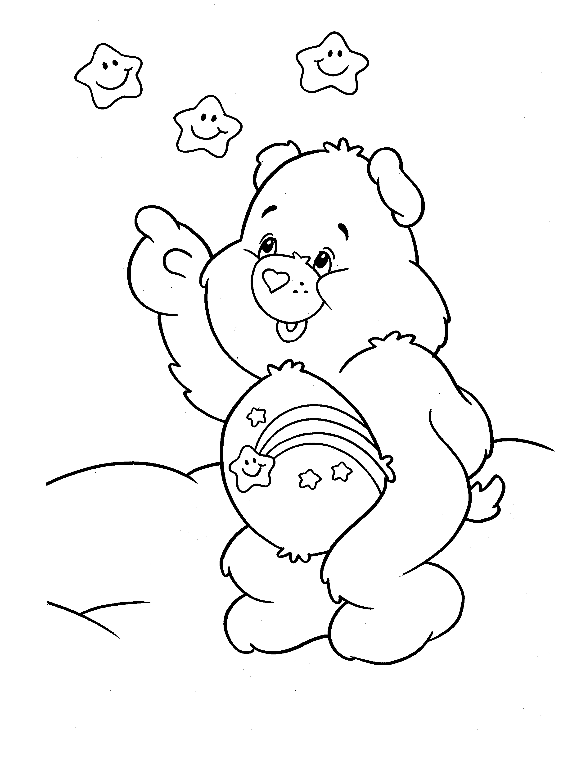 hugs and kisses coloring pages - photo#6