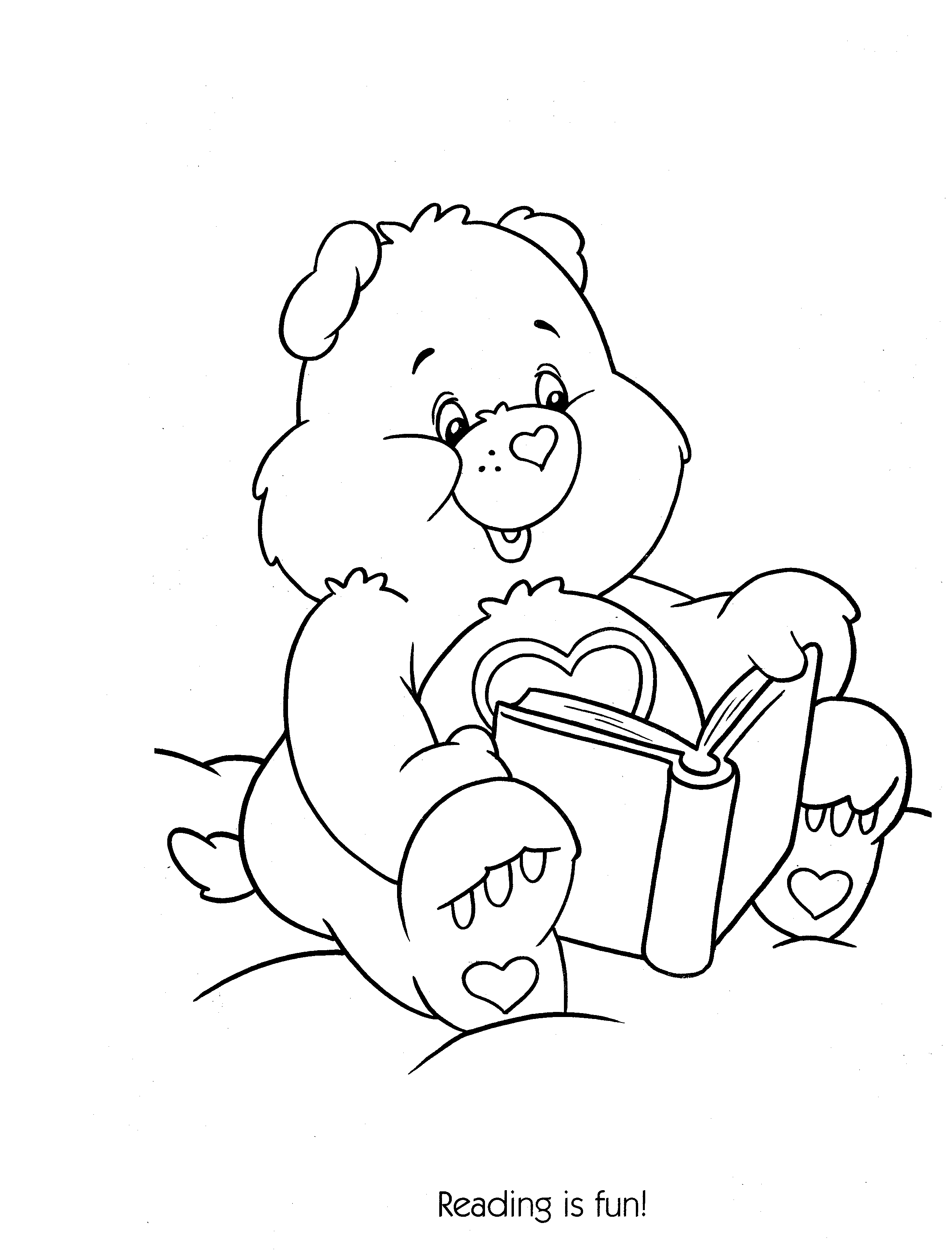 hugs and kisses coloring pages - photo#15