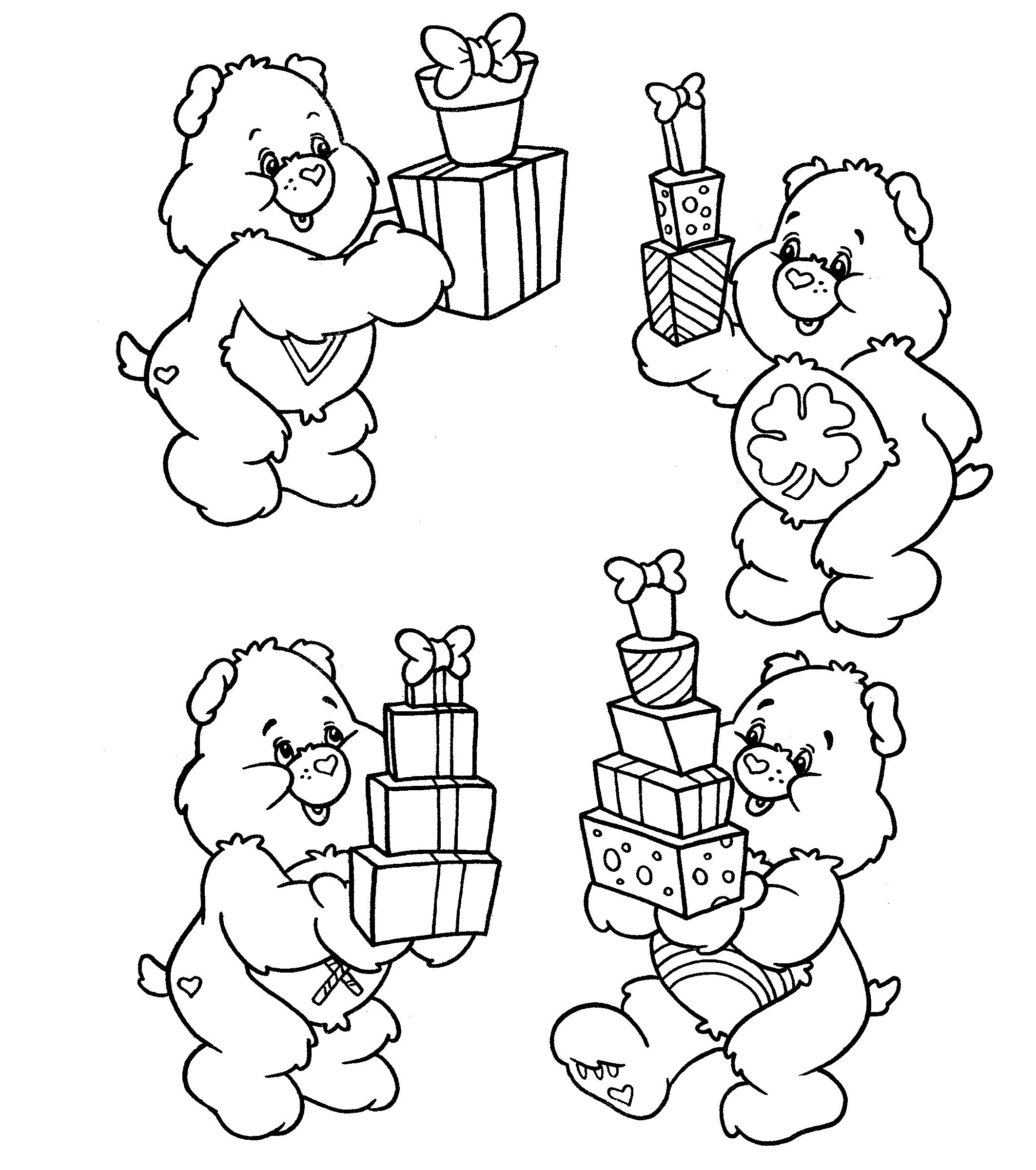 hugs and kisses coloring pages - photo#13
