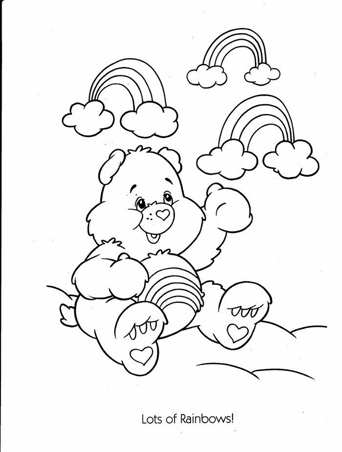 coloring pages showing respect | Hug Respect Coloring Pages