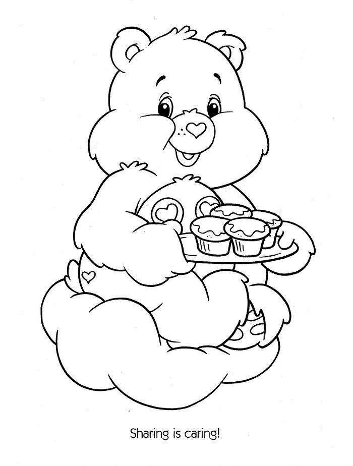 hugs and kisses coloring pages - photo#23