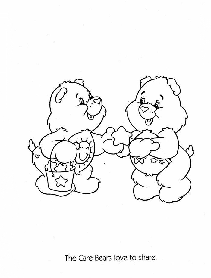 hugs and kisses coloring pages - photo#14