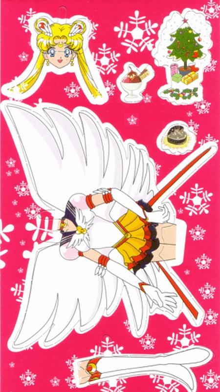 Sailor Moon Paper Dolls