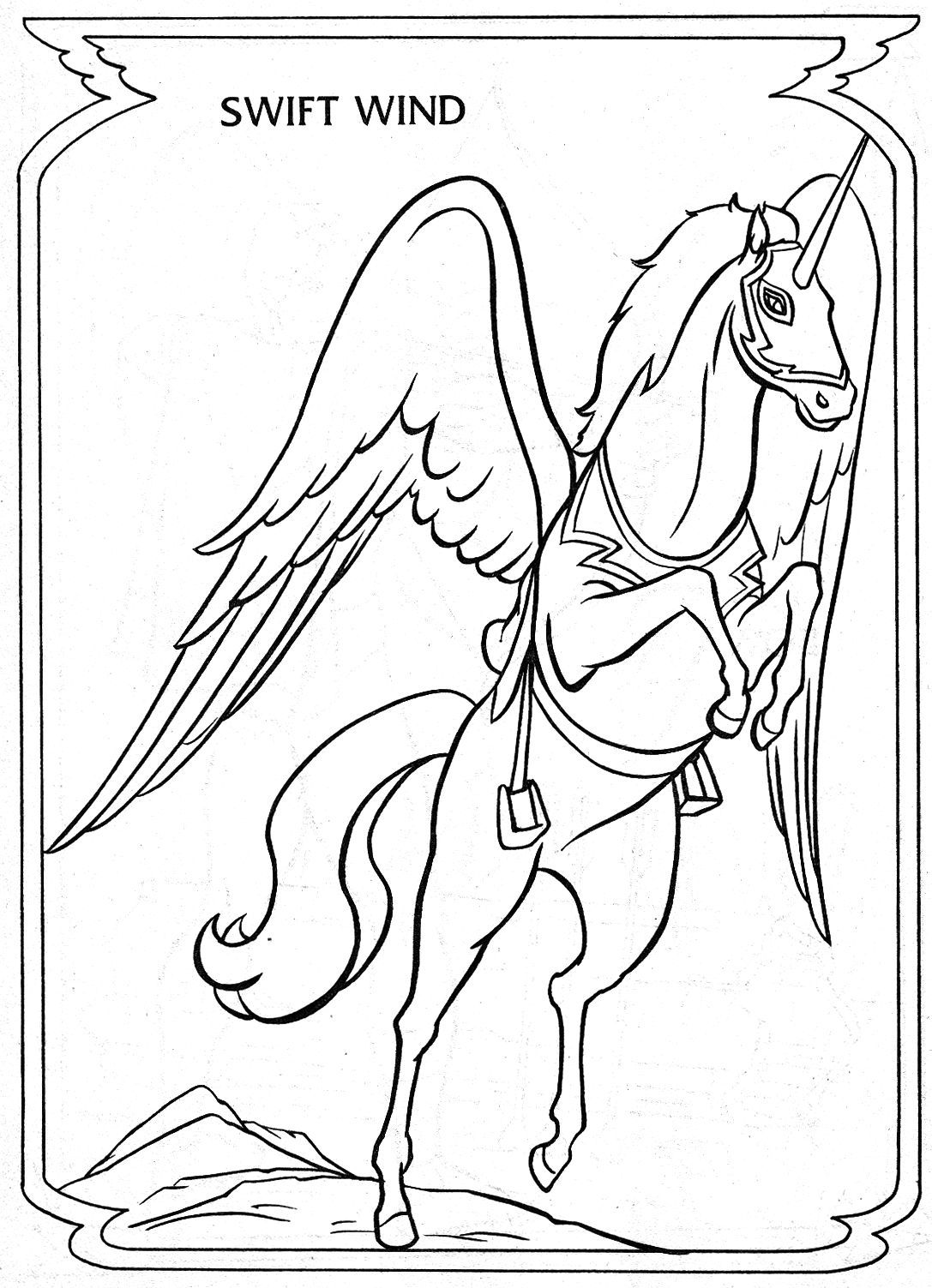 He Man She Ra Coloring Pages She Ra Coloring Pages