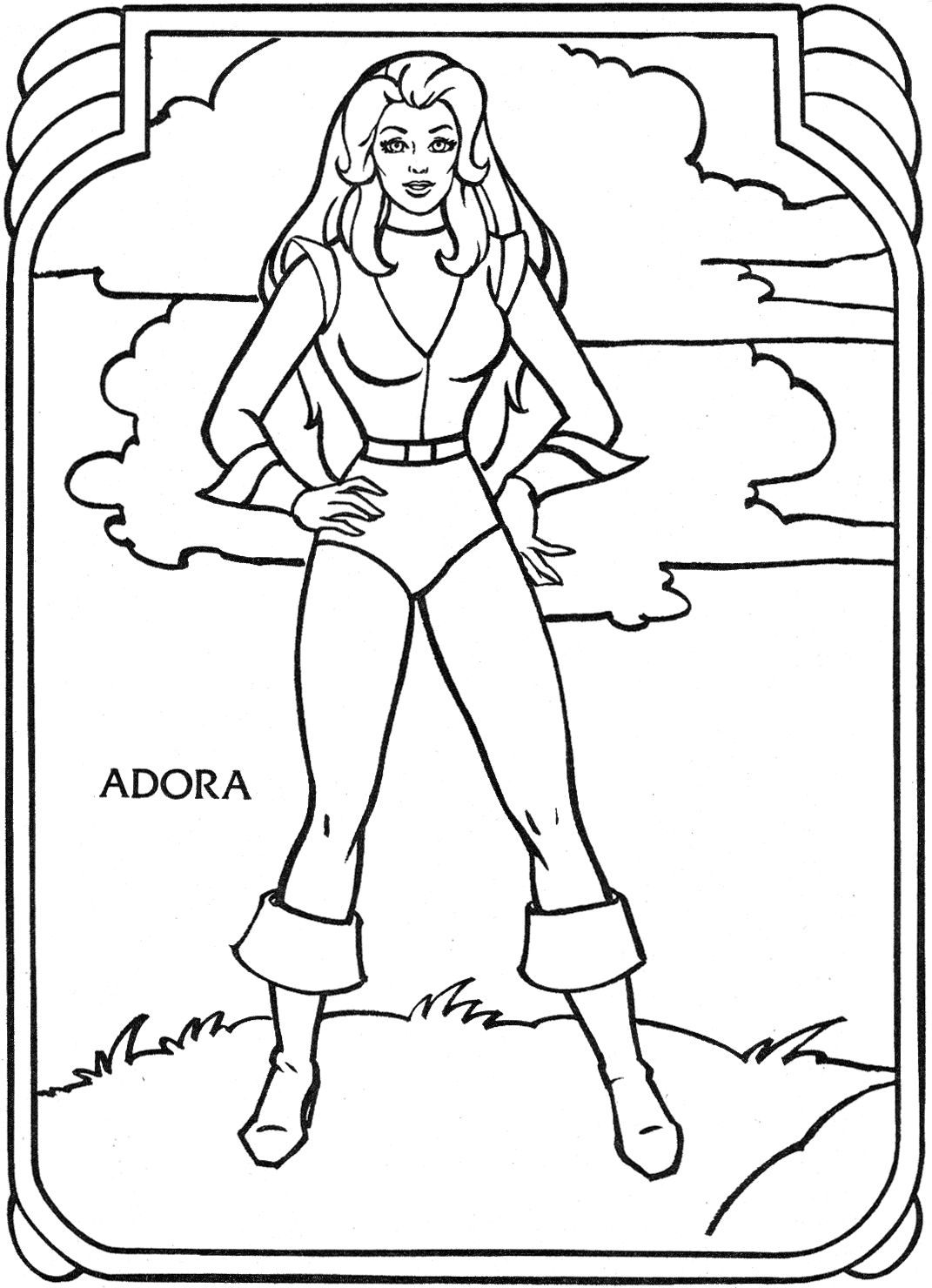 ra coloring book pages - photo#24