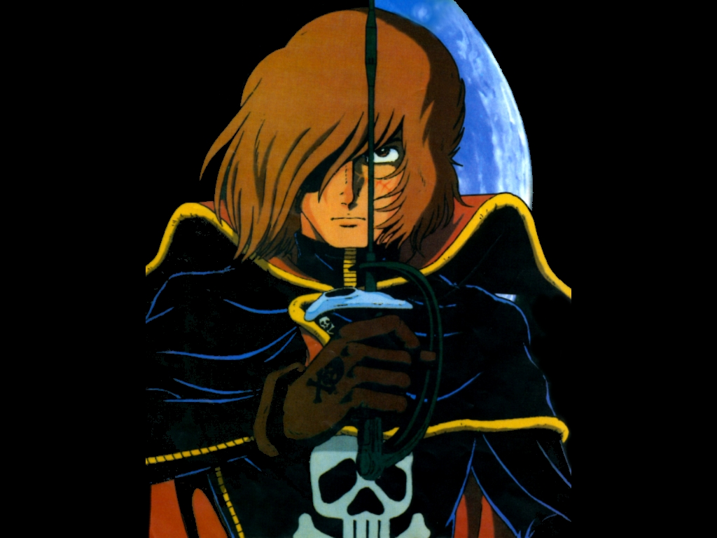 Video capitan harlock