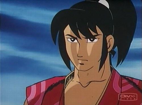 Videosigle l invincibile ninja kamui